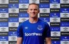 Wayne Rooney - Chào mừng trở lại Everton!