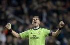 Những pha cản phá không tưởng của Casillas