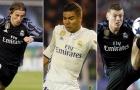 Zidane đau đầu vì cơn 'khủng hoảng' thừa tiền vệ