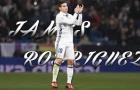 10 khoảnh khắc xuất thần của James Rodriguez ở Real Madrid