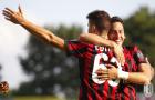 Dàn sao trẻ Milan làm lu mờ các tân binh 'chục triệu Euro'