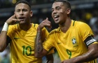 Khi Neymar và Gabriel Jesus cùng hạ nhục đối thủ