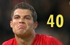Top 40 bàn thắng mang hơi hướng 'sỉ nhục' đối phương