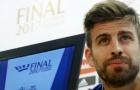 Pique: Ronaldo xứng đáng giành Quả bóng vàng