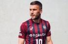 Podolski: Cách đàm phán của CLB Trung Quốc như tội phạm
