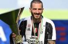 'Bonucci sang AC Milan là một trò đùa'