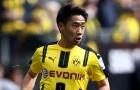 CHÍNH THỨC: Dortmund gia hạn với Shinji Kagawa