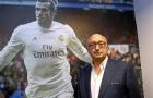 Hồ sơ siêu cò: Jonathan Barnett - Kẻ khiến M.U ôm hận vụ Gareth Bale