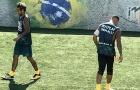 Neymar Jr & Gabriel Jesus phô diễn kỹ thuật siêu đẳng