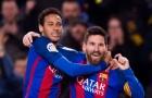 Sự kết hợp đáng sợ giữa Messi và Neymar