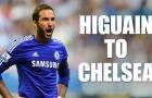 Cuống cuồng tìm tiền đạo, Chelsea hỏi mua Higuain với 100 triệu euro