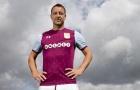 John Terry chính thức trở thành đội trưởng Aston Villa