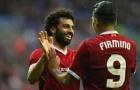 Màn ra mắt của Mohamed Salah trong màu áo Liverpool