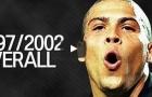 Ronaldo béo xuất sắc đến mức nào trong màu áo Inter Milan (1997/2002)?