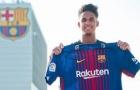 Vitinho, vụ chuyển nhượng âm thầm của Barcelona
