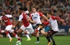 Alex Iwobi chơi đầy nỗ lực trước Western Sydney Wanderers