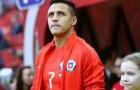 Alexis Sanchez công khai mong muốn rời Arsenal