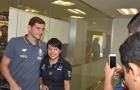 Casillas cùng Porto được chào đón nồng nhiệt tại Mexico