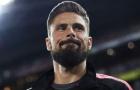 Giroud 'sôi máu' khi bị hỏi về tương lai tại Arsenal