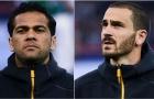 Mandzukic nổi giận: Tôi chưa từng chia sẻ gì về Bonucci và Dani Alves