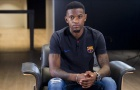 Nelson Semedo tiết lộ lý do gia nhập Barca