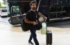 Salah tươi rói cùng dàn sao Liverpool lên đường sang châu Á
