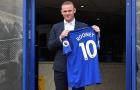 Schneiderlin: 'Rooney vui sướng khi về lại Everton'
