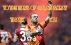 Sneijder: Tôi vẫn chưa quyết định tương lai