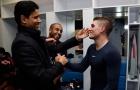 Tờ Sport: Barca 'án binh' chờ cơ hội thâu tóm Verratti và Paulinho