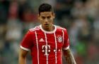 Vừa đến Bayern, James lập tức có danh hiệu