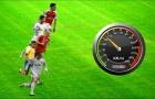 15 pha bứt tốc kinh điển trong lịch sử bóng đá