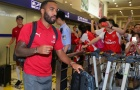 Arsenal cập bến Thượng Hải, bắt đầu tour du đấu Trung Quốc
