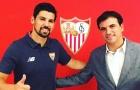 Chia tay Man City, Nolito được chào đón như siêu sao tại Sevilla