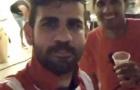 Costa công khai mặc áo Atletico, ngày chia tay đã đến?