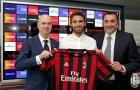 Fabio Borini - 'Sát thủ ngậm dao' cập bến Milan