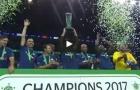 Highlights: Pháp 2-1 Đan Mạch (World Cup 6v6)