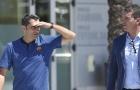 HLV Valverde nói gì về thương vụ Verratti?