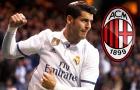 NÓNG: AC Milan CHÍNH THỨC ra giá mua Alvaro Morata