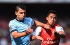 Paul Merson khuyên Arsenal dùng Sanchez đổi lấy Aguero