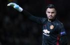 Sergio Romero - Ngôi sao vừa gia hạn với Man Utd
