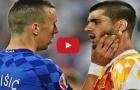 Trận cầu đáng nhớ: Croatia 2-1 Tây Ban Nha (EURO 2016)