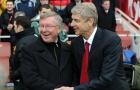 10 HLV tại vị lâu nhất ở Ngoại hạng Anh: Wenger soán ngôi Sir Alex