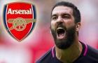 Arda Turan - Cầu thủ nằm trong tầm ngắm của Arsenal