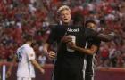 Chấm điểm Man Utd: Rashford 'đổi vai' với Lukaku