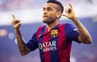 Dani Alves thuở còn tung hoành ở La Liga