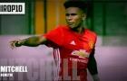 Demetri Mitchell, tài năng trẻ của Man Utd