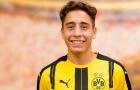 Emre Mor - Thần đồng mới của Dortmund