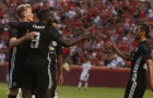 Highlights: Real Salt Lake 1-2 Manchester United (Giao Hữu)
