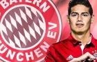 James Rodriguez thể hiện ra sao trong màu áo Bayern?