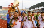"""Nam Định đem hai chữ """"truyền thống"""" trở lại với V-League"""